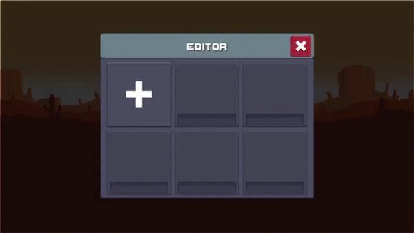 Делаю редактор уровней для своей 2д игры