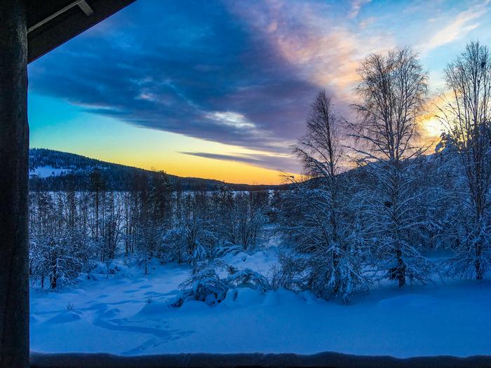 Финский рассвет