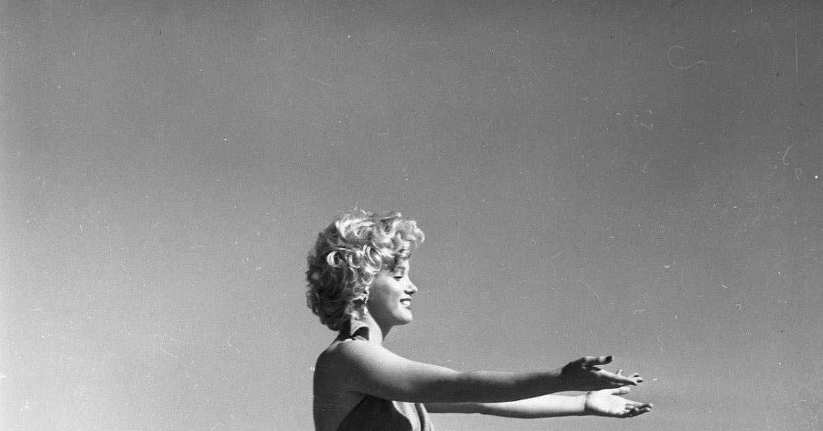 """Х\ф """"Ниагара"""" 1953г. (XXXVI) Цикл """"Великолепная Мэрилин"""" -  208"""