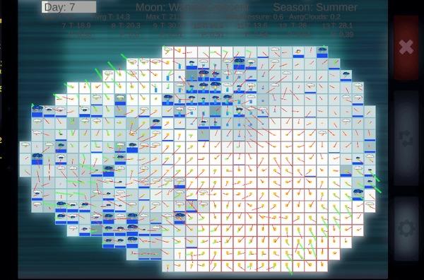 Как я решил делать рогалик на Unity. Часть 4 Gamedev, Unity, Рогалик, Инди, Игры, Разработка, Гифка, Длиннопост