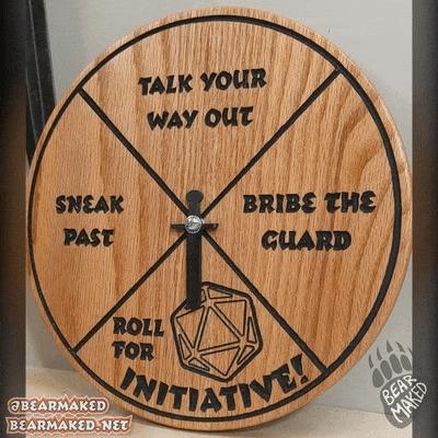 Больше никаких споров между сопартийцами, всё решит Колесо судьбы! Dungeons & Dragons, Настольные ролевые игры, Pathfinder, Настольные игры, Гифка