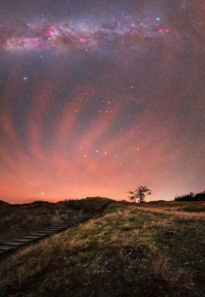 Звёздное небо и космос в картинках - Страница 27 1602971985176891807