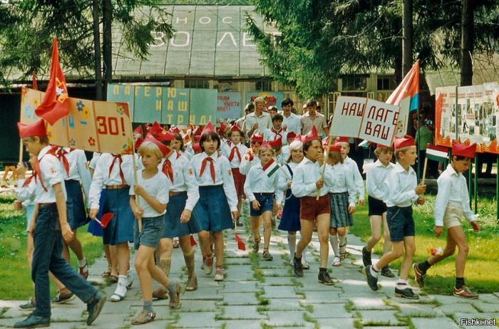 Про пионерский лагерь Юмор, Детство в СССР, Анастасия Вертинская, Марианна Вертинская, Александр Вертинский