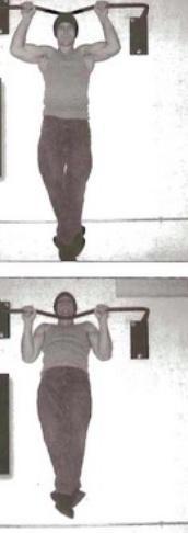 10 уровней, после которых можно подтянуться на 1 руке (подойдет даже тому, кто ещё не умеет подтягиваться) Тренировка, Подтягивания, Турник, Спорт, Воркаут, Калистеника, Сила, Видео, Длиннопост