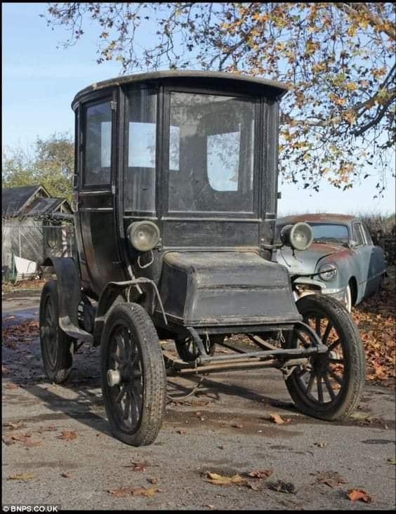 Электромобиль - Detroit Model D