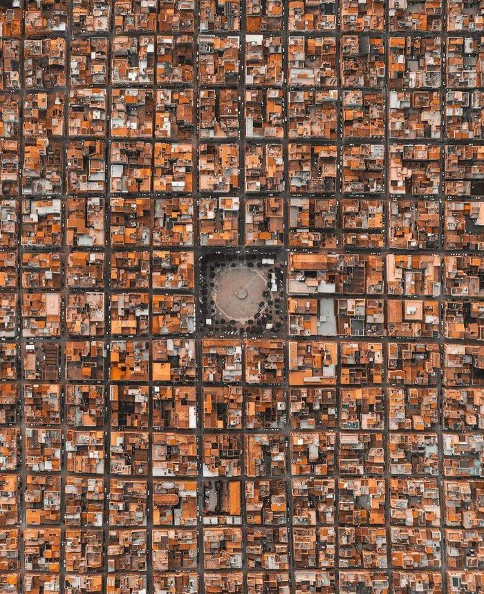 Городок в Италии