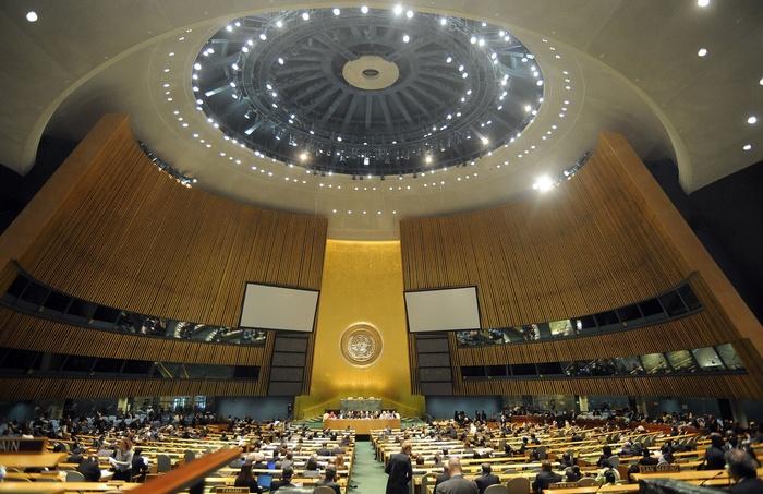 Комитет Генассамблеи ООН принял резолюцию о борьбе с героизацией нацизма. Украина и США были против