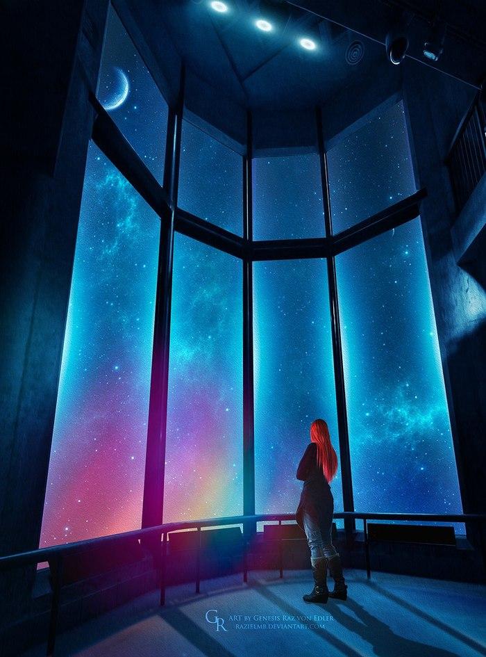 Звёздное небо и космос в картинках - Страница 30 1606146041126582957