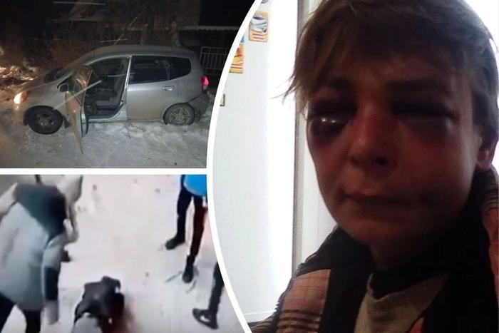 Я тронута... Просто волшебство какое-то! избитая подростками новосибирская таксистка расплакалась, когда ей бесплатно починили автомобиль