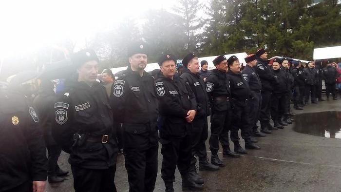 Казаков привлекут для охраны порядка в новогодние каникулы