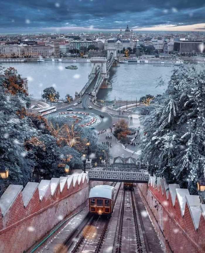 Сказочный Будапешт
