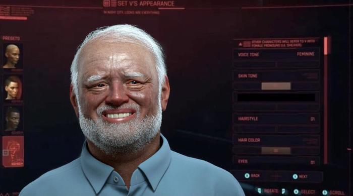Cyberpain 2077