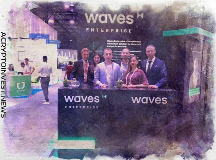Waves Enterprise сотрудничает с Ontology, чтобы исправить электронное голосование на блокчейне Новости, Блокчейн, Технологии, Длиннопост