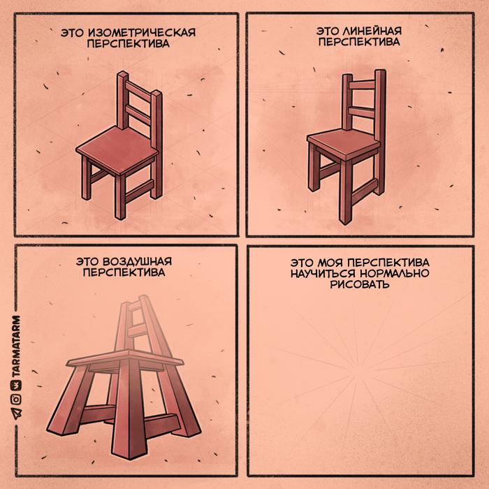 На какой стул сядешь?