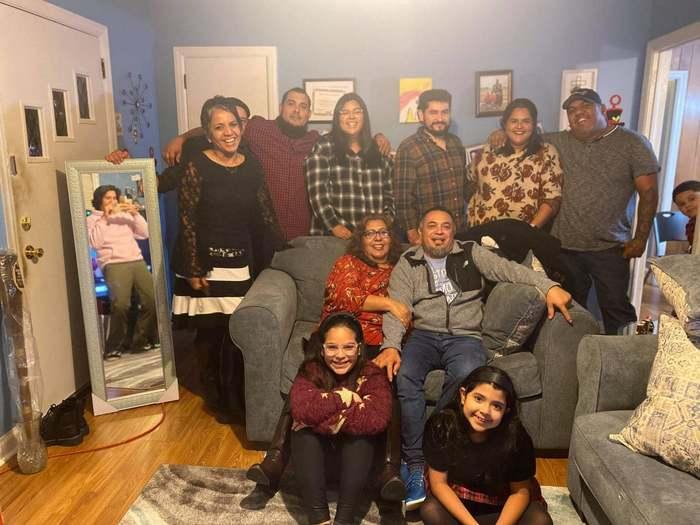 На семейном фото должны быть все!