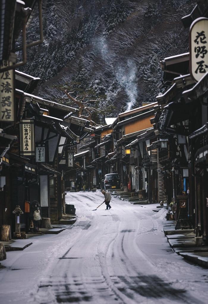 Японской красоты вам