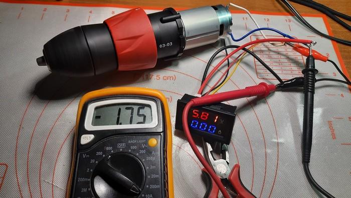 Китайский вольтамперметр, ставим шунт Амперметр, Вольтметр, Длиннопост, Электроника, Измерительные приборы