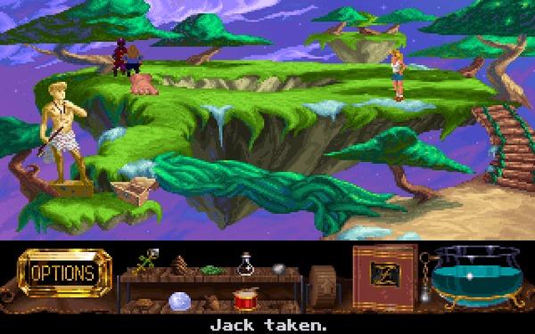 The Legend of Kyrandia: Hand of Fate (часть 3) 1993, Прохождение, The Legend of Kyrandia, Westwood, Игры для DOS, Компьютерные игры, Ретро-Игры, Квест, Гифка, Длиннопост