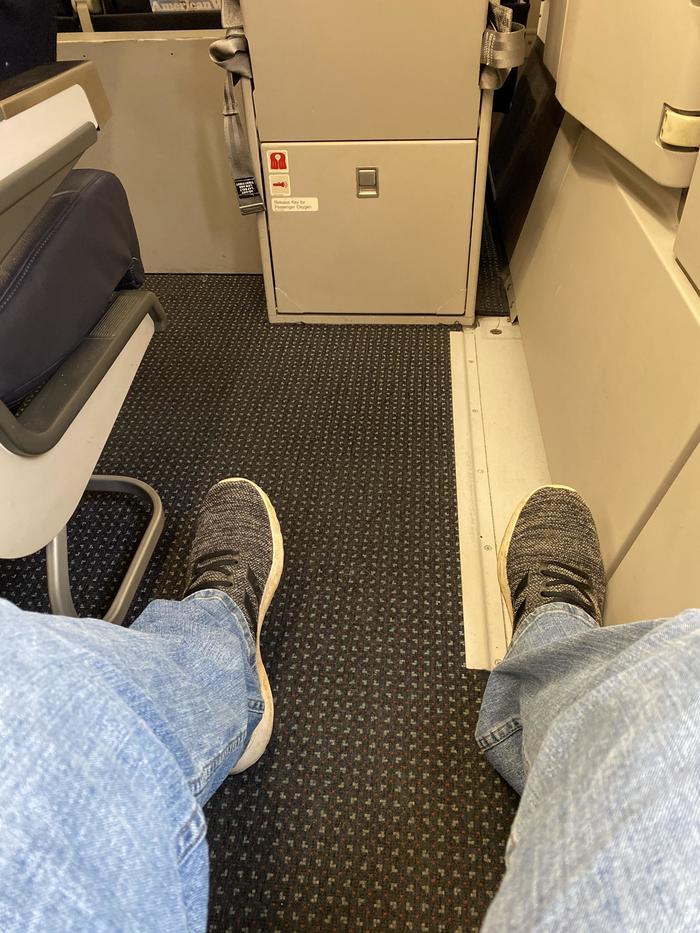 Мечта любого авиапассажира эконом-класса