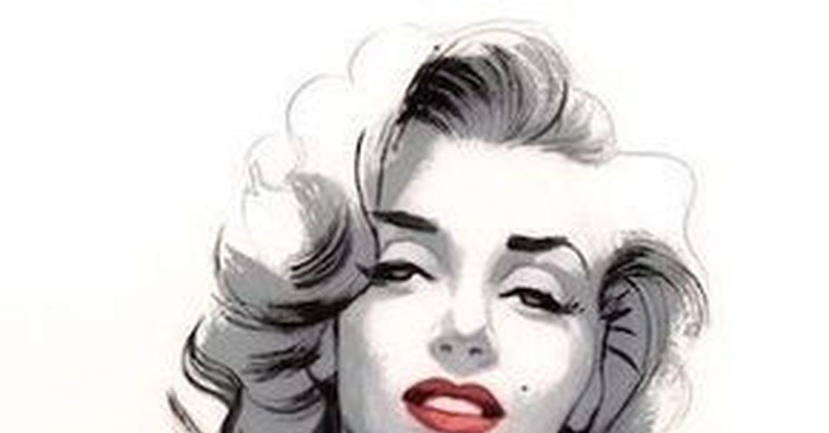 "Мэрилин Монро на артах (II) Цикл ""Великолепная Мэрилин"" 375 выпуск"