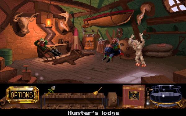The Legend of Kyrandia: Hand of Fate (часть 4) 1993, Прохождение, The Legend of Kyrandia, Westwood, Игры для DOS, Компьютерные игры, Ретро-Игры, Квест, Гифка, Длиннопост