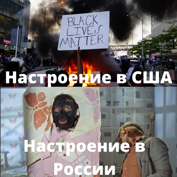 BLM vs RU