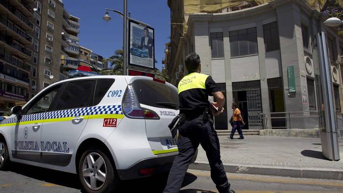 Испанская полиция меня бережёт