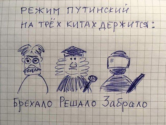 QuotТри китаquot (карикатура)