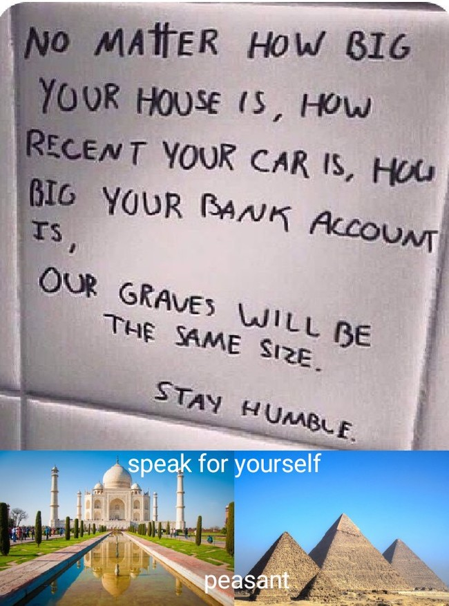Одинаковые могилы