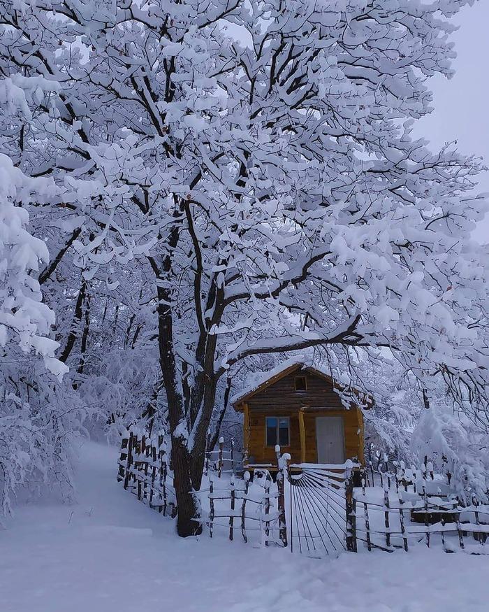 Окрестности села Губден, республика Дагестан