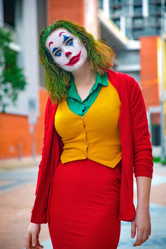Nichameleon  Joker