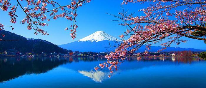 Красивая Фудзияма