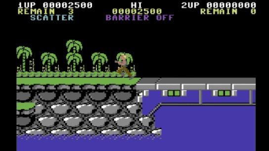 Легендарная Contra на NES. Отличия разных версий Contra, Super Contra, Nes, Dendy, Гифка, Длиннопост