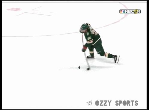 Капризов опять в центре внимания Спорт, Хоккей, НХЛ, Кирилл Капризов, Мужественность, Травма, Гол, Гифка