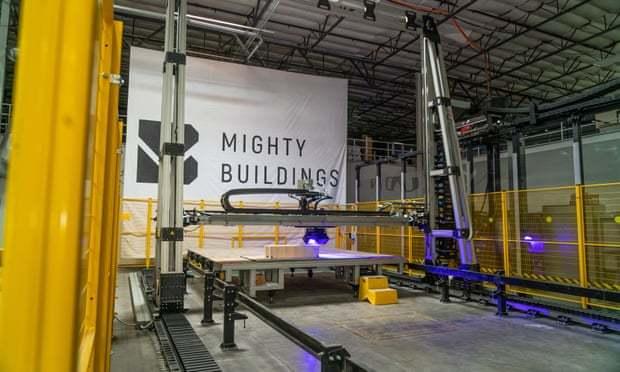 На3D-принтере напечатают целый район Перевел сам, Недвижимость, Новости, США, 3D принтер, Строительство