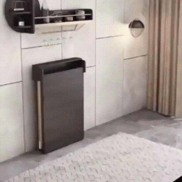 Интересный концепт для кухни Концепт, Мебель, Дизайн, Стол, Гифка