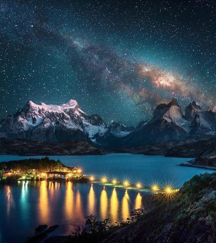 Торрес-дель-Пайне , Чили