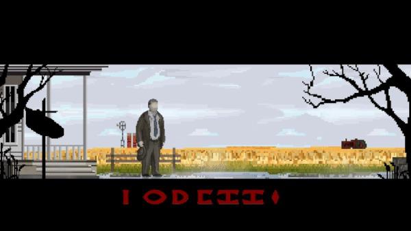 Loretta — психологический триллер в бесконечном пшеничном поле Gamedev, Инди игра, Длиннопост, Гифка, Видео