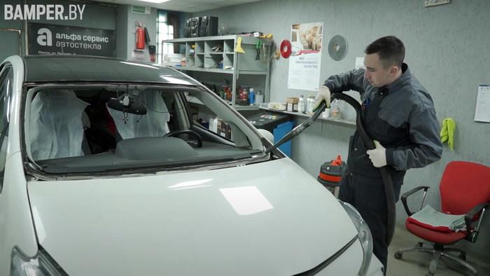 Замена лобового стекла. Тонкости, о которых надо знать Автомобилисты, Лобовое стекло, Авто, Ремонт, Полезное, Своими руками, Видео, Длиннопост, Видеоблог