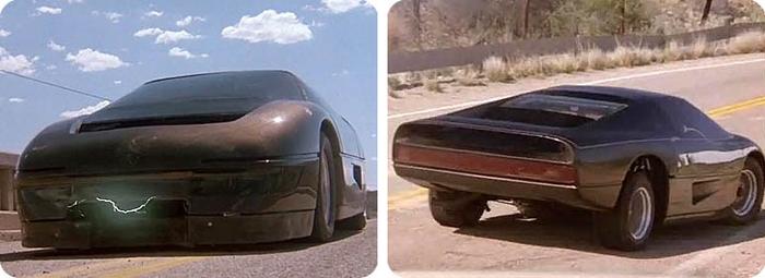 Топ-50 лучших автомобилей в кино. Часть 2 из 4 Топ, Авто, Машина, Фильмы, Длиннопост