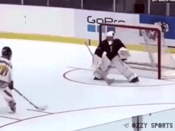 Дерзко Спорт, Хоккей, Буллит, Гифка