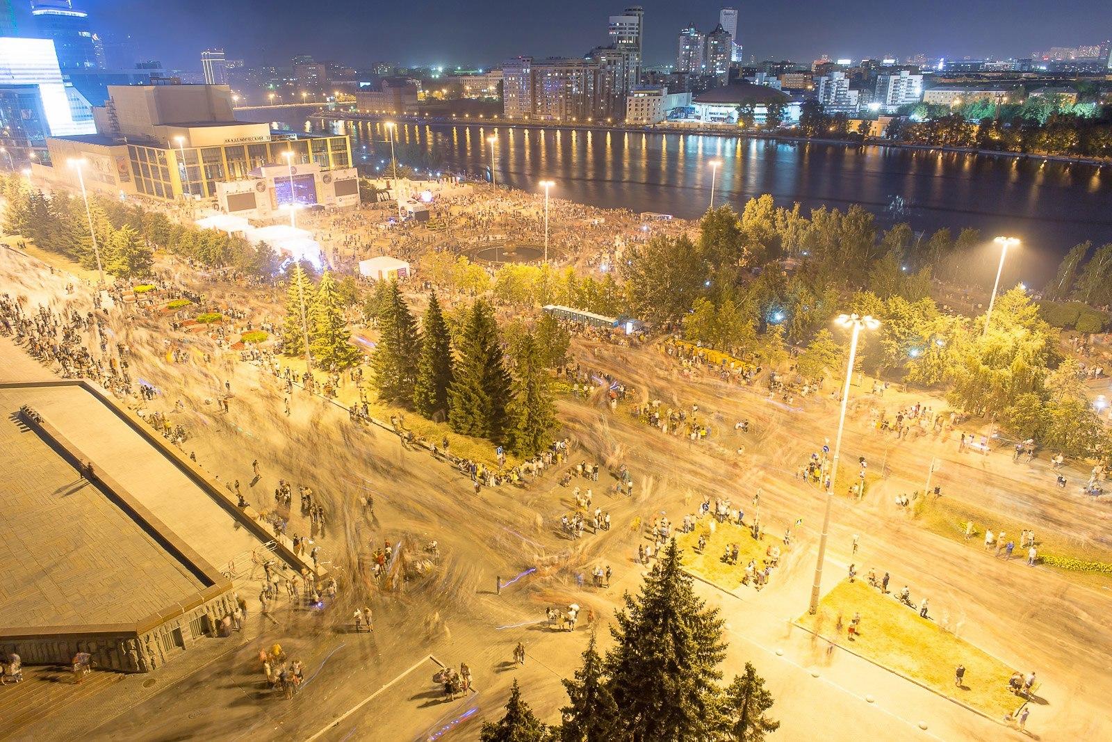 Опрос ВЦИОМ по Екатеринбургу