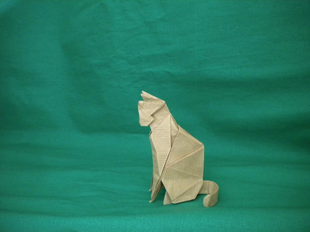 Обои Белка, Origami, бумага. Разное foto 18