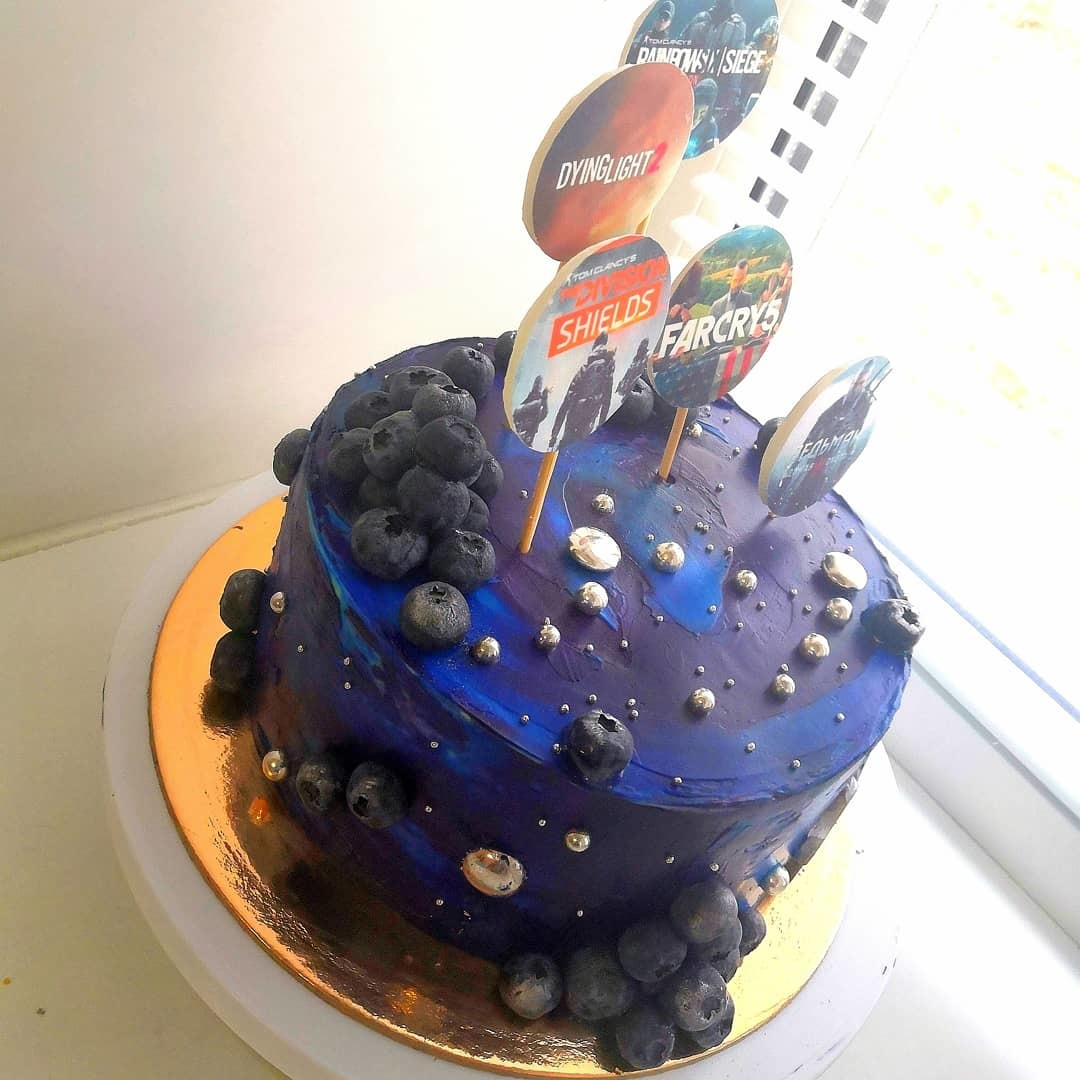 Просто торт...